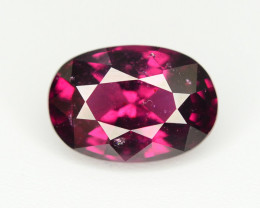 Top Color 2.55 Ct Natural Mahenge Garnet From Tanzania
