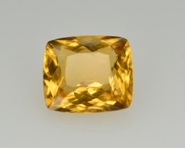 2.05 Ct Natural Heliodor ~ AAA Grade ~ Yellow Color A