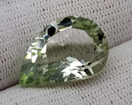 10.45CT PRASOLITE  BEST QUALITY GEMSTONE IIGC08