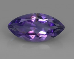4.55 CTS INCREDIBLE PURPLE AMETHYST URUGUAY MARQISE NR!!