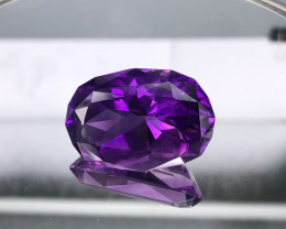 59.30Cts Natural Fancy Cut Amethyst Gems