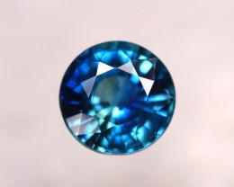 Blue Sapphire 1.11Ct Natural Blue Sapphire DR126