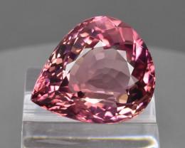12.84 Cts Dazzling Beautiful Natural Pink Tourmaline