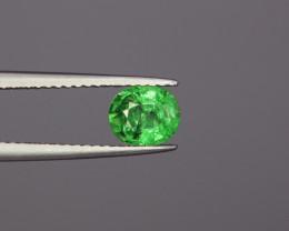 0.88Cts Natural Si  Tasvorite  Garnet Gems