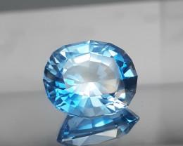 26.34Cts Natural  Blue Topaz Gems