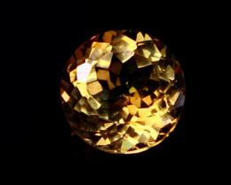 8.30 CT Natural - Unheated Orange Brown Topaz Gemstone