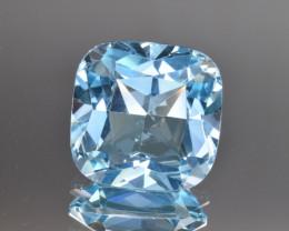 Natural Blue Topaz 11.36 Cts Top Clean Gemstone