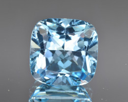 Natural Blue Topaz 12.12 Cts Top Clean Gemstone