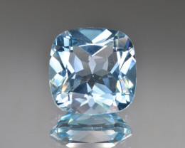 Natural Blue Topaz 12.40 Cts Top Clean Gemstone