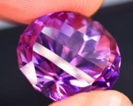 15.20 Carats Amethyst Gemstones