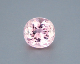 Flawless 2.37 Carat Excellent Cut Natural Pink Tourmaline From Afghanistan