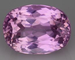 5.16 Ct Kunzite Top Quality Pakistan Gemstone. KZ 30