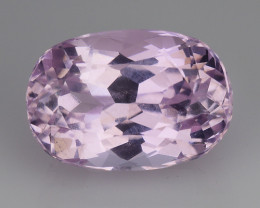 4.45 Ct Kunzite Top Quality Pakistan Gemstone. KZ 34