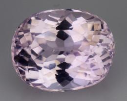 4.63 Ct Kunzite Top Quality Pakistan Gemstone. KZ 35
