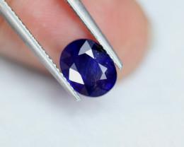 2.88Ct Ceylon Blue Sapphire Oval Cut Lot LZ6244