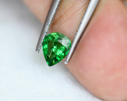 1.16Ct Natural Tsavorite Garnet Pear Cut Lot LZ6249