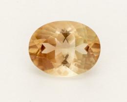 1.75ct Peach Oval Oregon Sunstone (S2567)