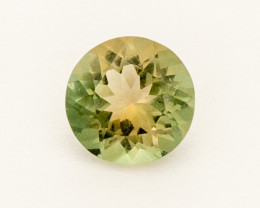 1.05ct Green Round Oregon Sunstone (S2572)