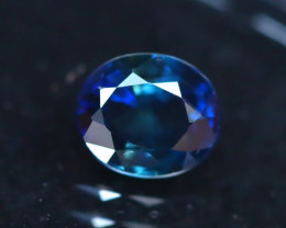 Blue Sapphire 1.42Ct Natural Blue Sapphire  ER34