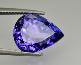 Natural Tanzanite 9.10 Ct AAA Color Top Quality ~ Gorgeous