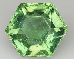 3.60 Cts Green Apatite ~ Awesome Color and Luster ~GA6