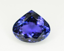 Natural Tanzanite 6.10 Ct AAA Color Top Quality ~ Gorgeous