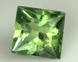 1.52 Cts Green Apatite ~ Awesome Color and Luster ~GA13