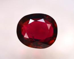 Rhodolite 3.64Ct Natural Cherry Red Rhodolite Garnet E0611/B29