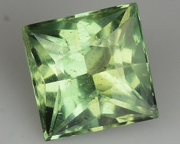 1.23 Cts Green Apatite ~ Awesome Color and Luster ~GA15