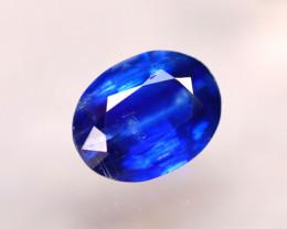 Kyanite 2.38Ct Natural Himalayan Royal Blue Color Kyanite E0627/A40