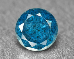 0.23 Cts Fancy Blue Color Loose Diamond