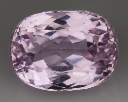 3.64 Ct Kunzite Top Quality Pakistan Gemstone. KZ 45
