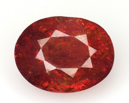 2.25 Cts AAA Spessartite Open Color and Untreated TS8