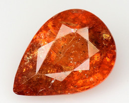 1.51 Cts AAA Spessartite Open Color and Untreated TS10