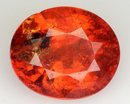 1.91 Cts AAA Spessartite Open Color and Untreated TS16