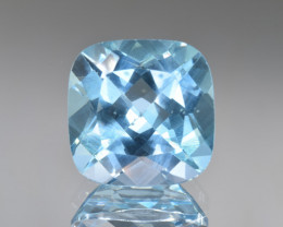 Natural Blue Topaz 16.05 Cts Top Clean Gemstone