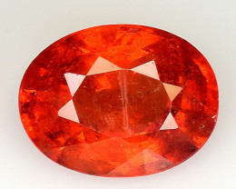 1.50 Cts AAA Spessartite Open Color and Untreated TS19