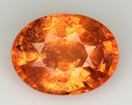 1.17 Cts AAA Spessartite Open Color and Untreated TS24
