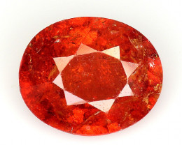 2.28 Cts AAA Spessartite Open Color and Untreated TS26