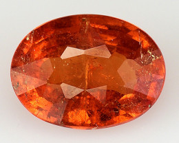 1.20 Cts AAA Spessartite Open Color and Untreated TS29