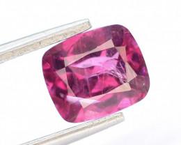 Rare Top Color 1.85 ct Malawi Raspberry Pink Umbalite Garnet ~ G AQ