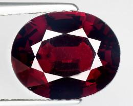 4.64 CT RED  SPESSARTITE GARNET WITH TOP LUSTER RG1