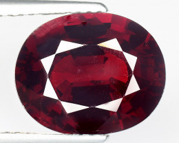 6.38 CT RED SPESSARTITE GARNET WITH TOP LUSTER RG2
