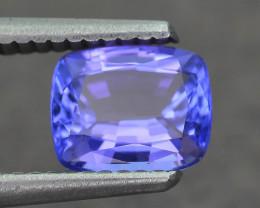AAA Grade 1.41 ct Tanzanite eye catching Color SKU.24