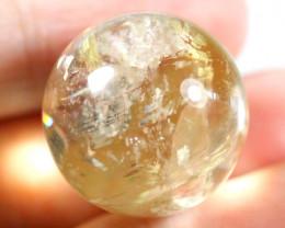Natural Rock crystal Ball