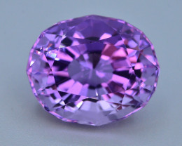 AAA Cut & Color 9.85 ct  Untreated Amethyst
