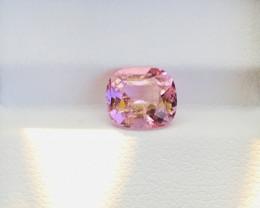 2 Carats Natural Color Tourmaline Gemstone