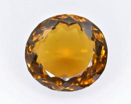7.95 Crt Conic Quartz Faceted Gemstone (Rk-15)