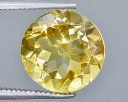4.47 Crt Citrine Faceted Gemstone (Rk-15)