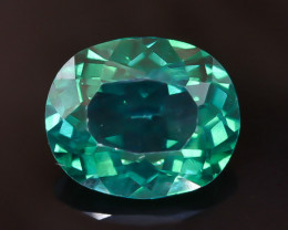 4.53 Crt Topaz Faceted Gemstone (Rk-15)